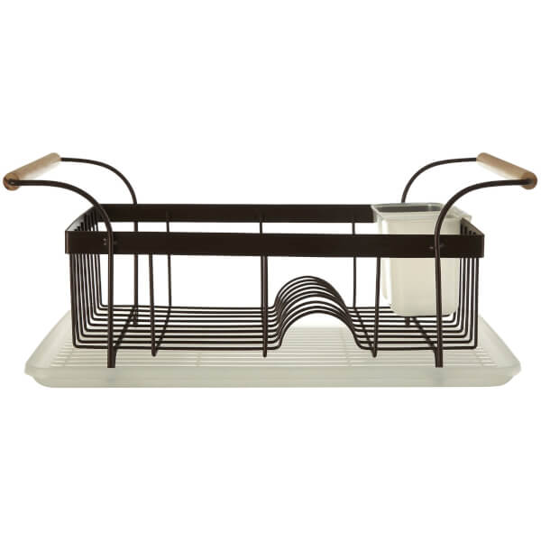 Vertex Dish Rack - Bronze Powder Coated
