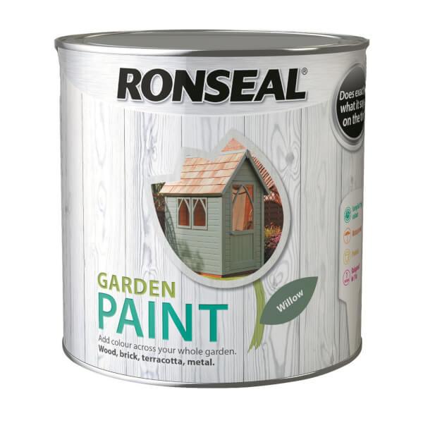 Ronseal Garden Paint - Willow 2.5L