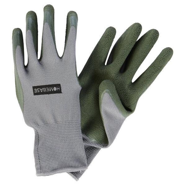 Homebase Soft Grip Gardening Gloves - Medium
