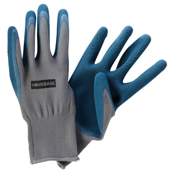 Homebase Soft Grip Gardening Gloves - Large