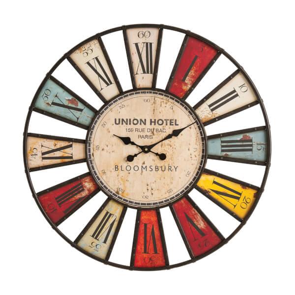 Bloomsbury Wall Clock