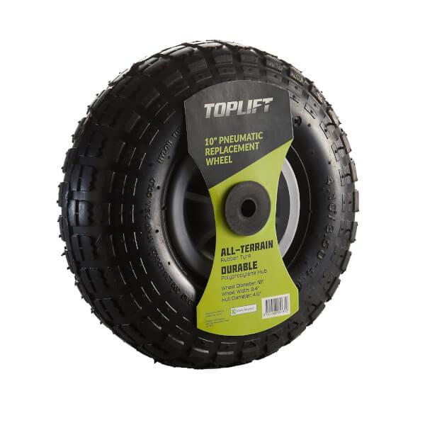 Toplift 10 Inch Pneumatic Wheel