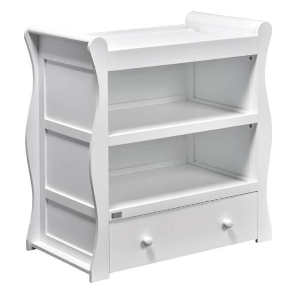 Nebraska Dresser - White