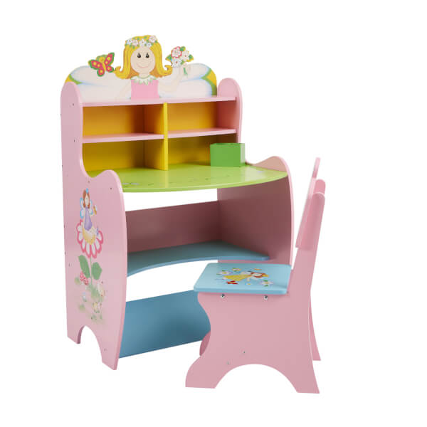 Fairy Learning Desk & Chair