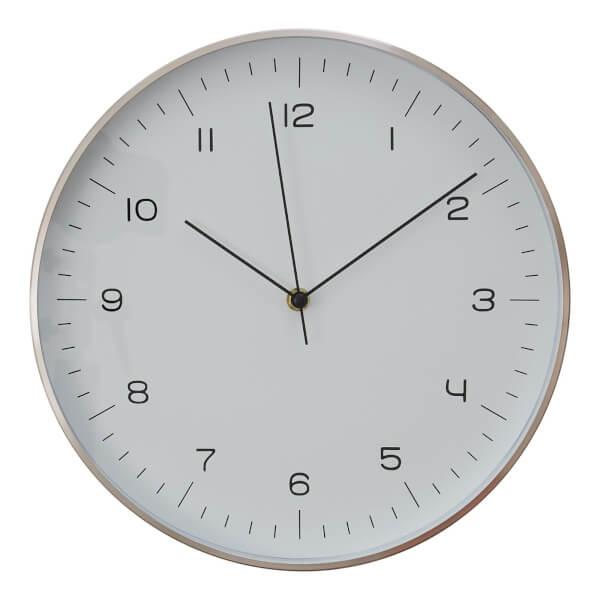 Elko Wall Clock - Copper