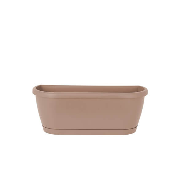 Wall Trough in Taupe - 40cm