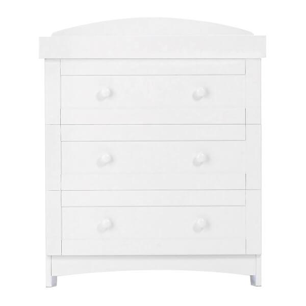 Alby Dresser - White