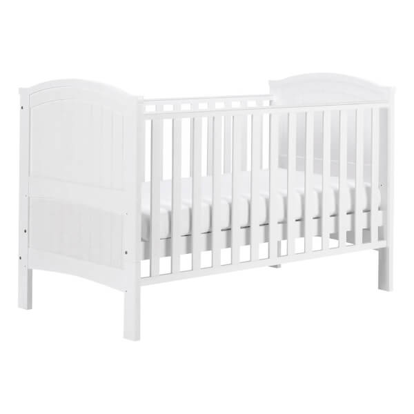 Alby Cot Bed - White