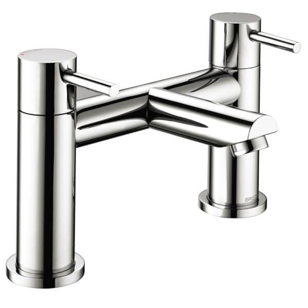 Blitz Bath Filler - Chrome