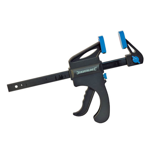 Silverline Quick Clamp 150mm