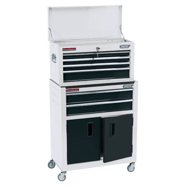 24 Inch Combi Roll Cabinet Tool Chest (6 Drawer)
