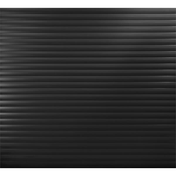 Black Insulated Electric Roller Garage Door for 2100 to 2149mm (Width)