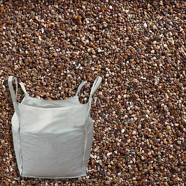 Horticultural Washed Gravel - Bulk Bag 750 kg