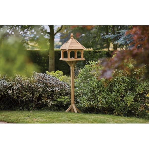 RHS Anchor Fast Square Bird Table