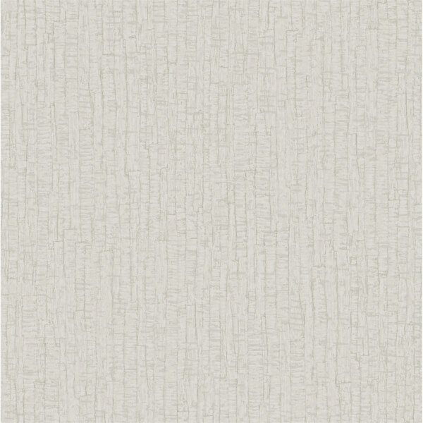 Holden Decor Ornella Bark Plain Embossed Metallic Taupe Wallpaper