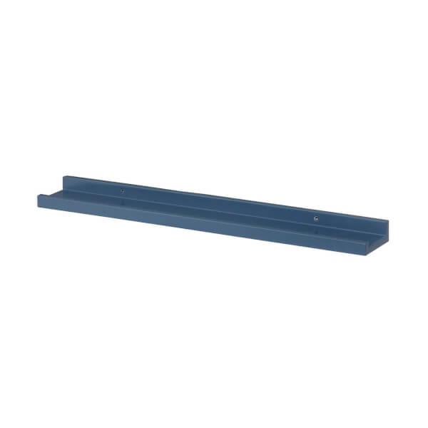 Floating Photo Shelf - Orion Blue - 600mm