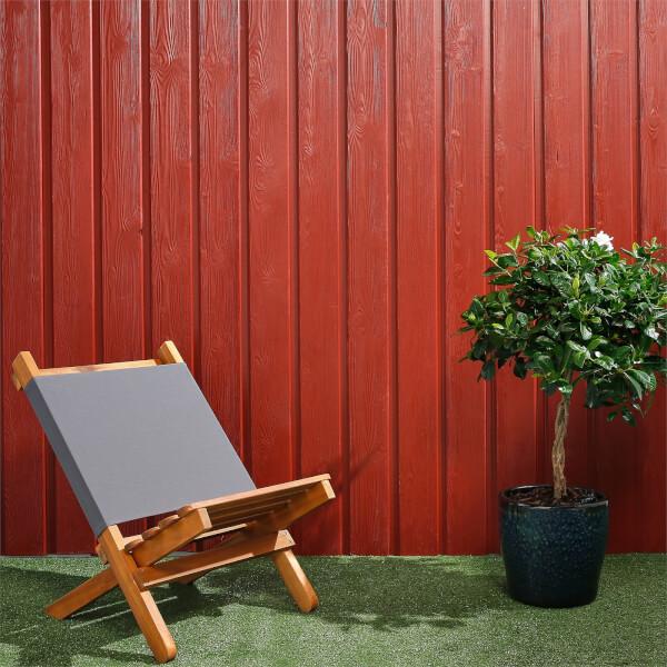 Premium Timber Cladding SertiWOOD Viking Swedish Red Secret Fix (126 pack) 36.12m2