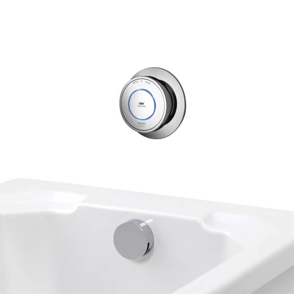 Aqualisa Quartz Bath with Bath Fill - Gravity Fed