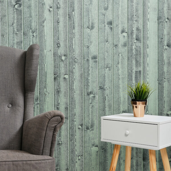 Premium Timber Cladding SertiWOOD Rustic  Mint  (8 Pack) 2.10m2