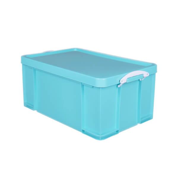 Really Useful Box - 64L - Jade Blue