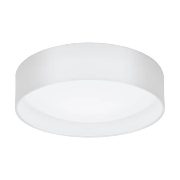 Eglo Pasteri Small Flush Light - White