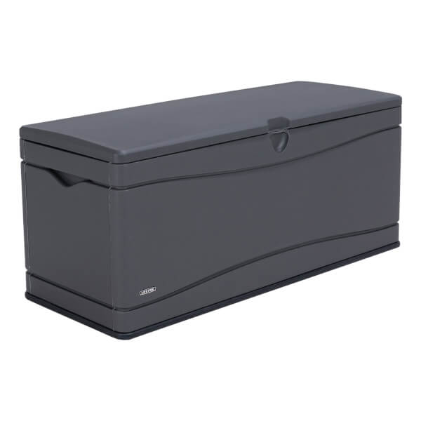 Lifetime Heavy Duty Outdoor Deck Box - Carbonized Gray - 130 gallon (492 L)