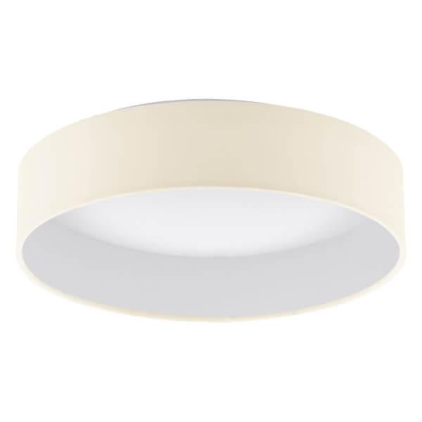 Eglo Palomaro Flush Light - Cream