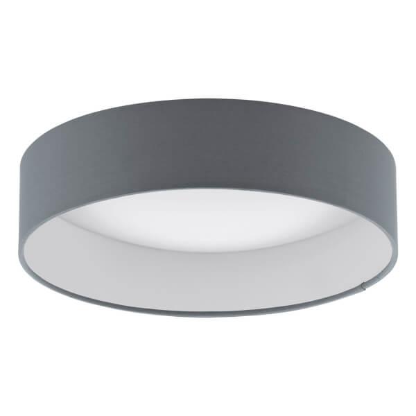 Eglo Palomaro Flush Light - Anthracite
