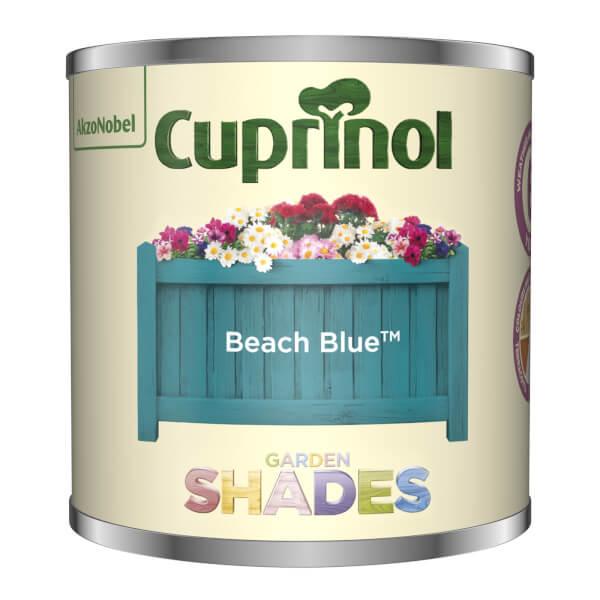 Cuprinol Garden Shades Tester - Beach Blue - 125ml