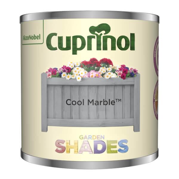 Cuprinol Garden Shades Tester - Cool Marble - 125ml