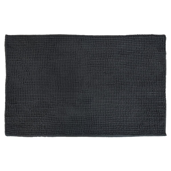 Supersoft Bathmat Charcoal 50 x 80cm