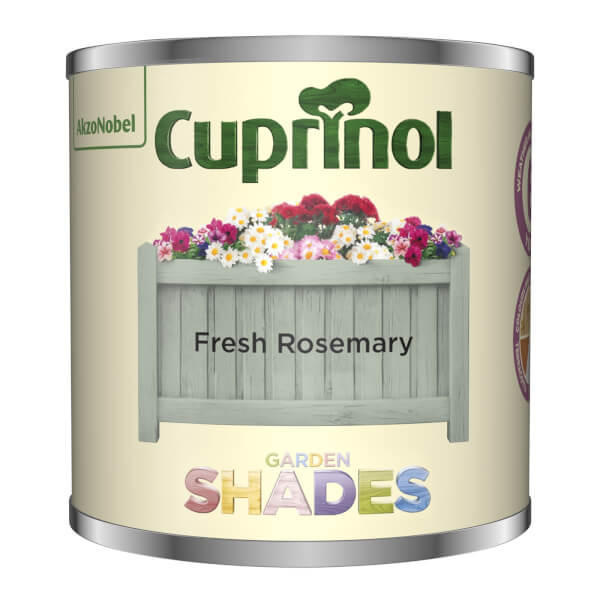 Cuprinol Garden Shades Tester - Fresh Rosemary - 125ml