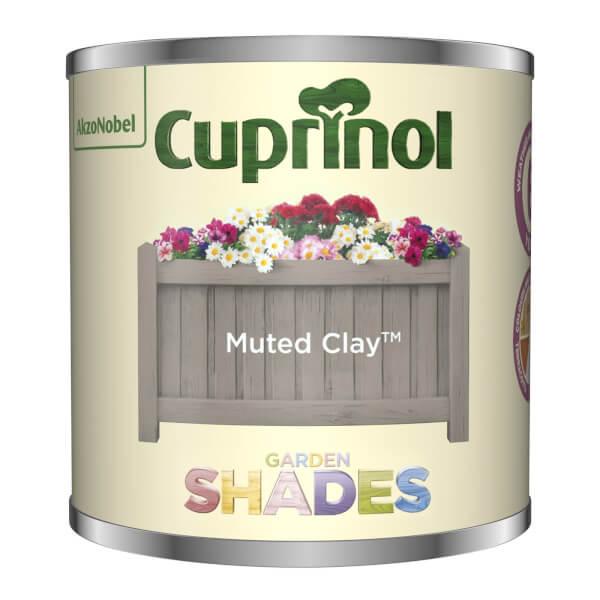 Cuprinol Garden Shades Tester - Muted Clay - 125ml