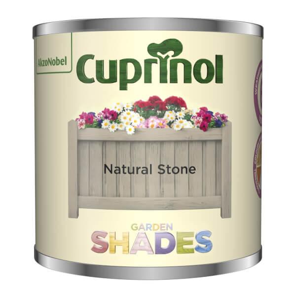 Cuprinol Garden Shades Tester - Natural Stone - 125ml