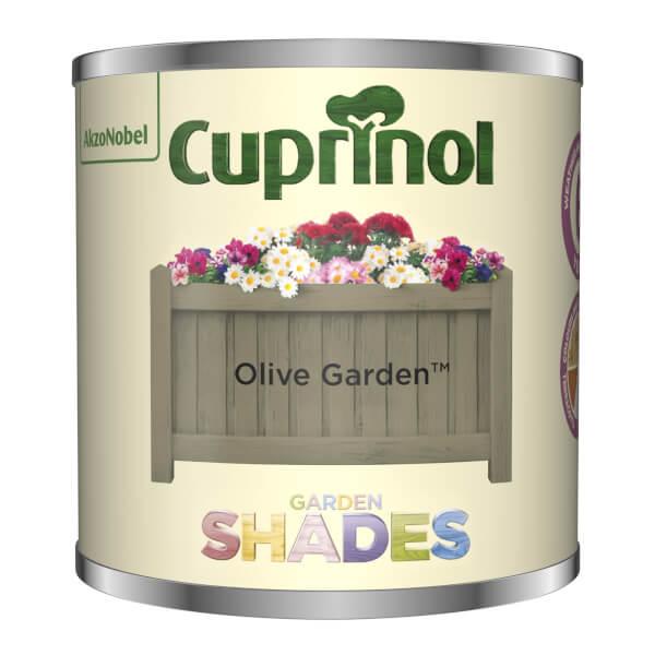 Cuprinol Garden Shades Tester - Olive Garden - 125ml