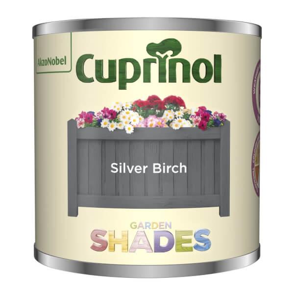 Cuprinol Garden Shades Tester - Silver Birch - 125ml
