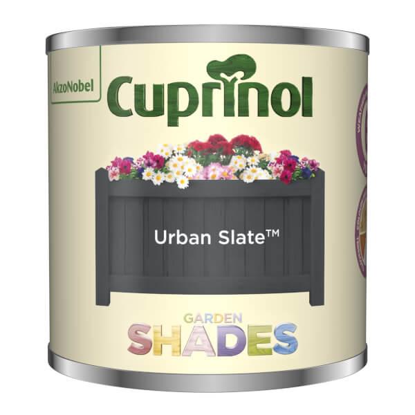 Cuprinol Garden Shades Tester - Urban Slate - 125ml
