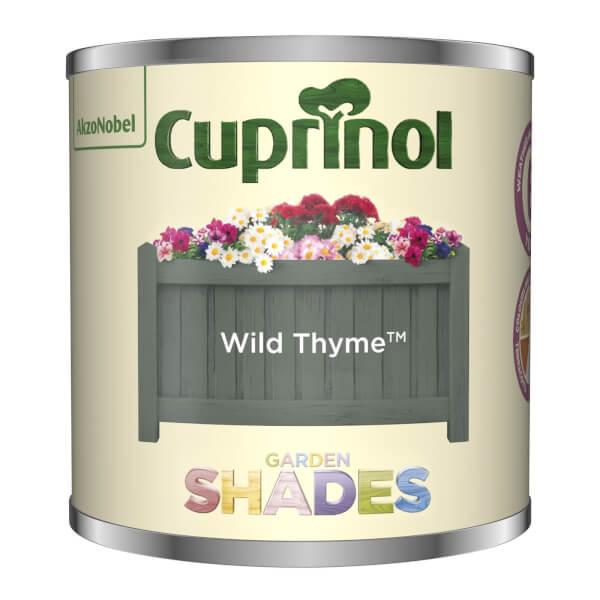 Cuprinol Garden Shades Tester - Wild Thyme - 125ml