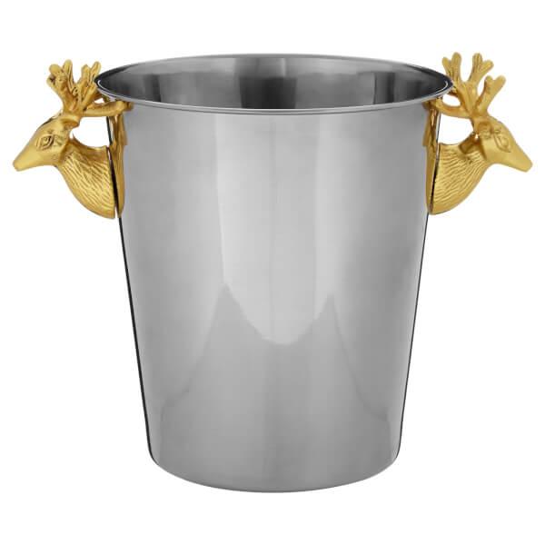 Retro Stag Wine Bucket