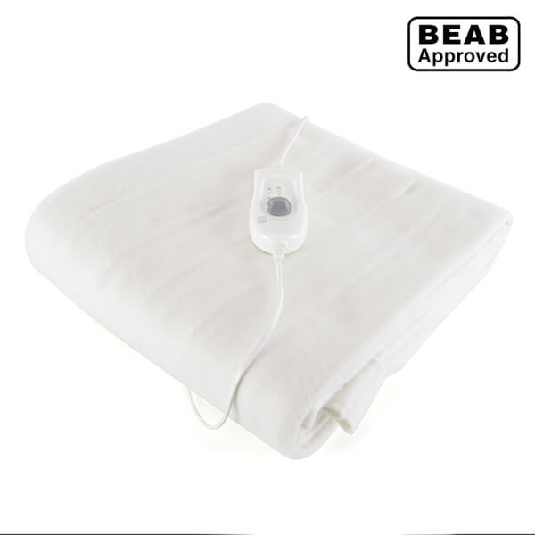 StayWarm Superior Electric Blanket - Single (BEAB Approved)