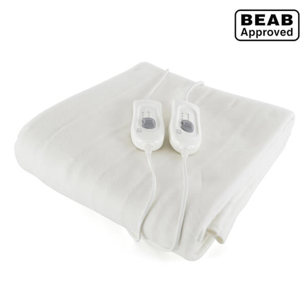 StayWarm Superior Electric Blanket - King (BEAB Approved)