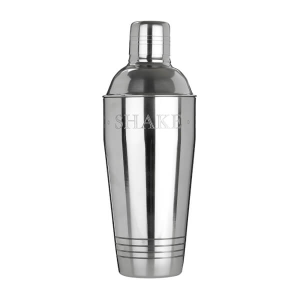 Bombay Cocktail Shaker