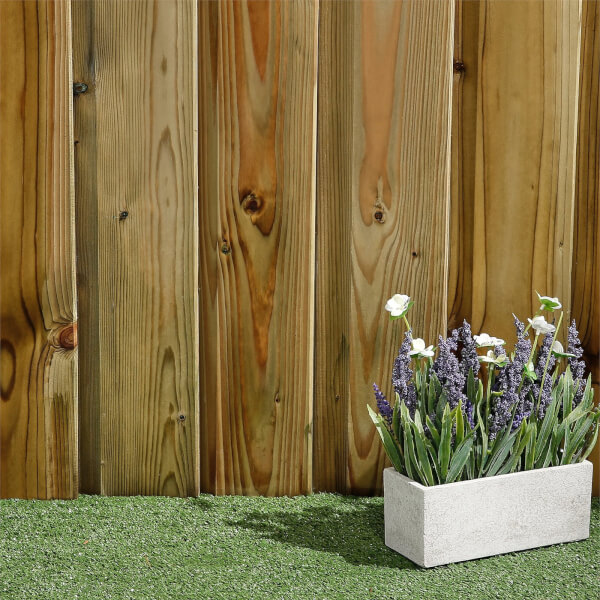 Green Treated Shiplap Cladding 14.5x119x2.4mtr (Pack of 4)