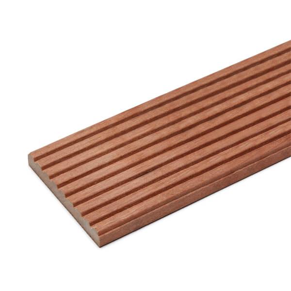 Hardwood Deckboards Yellow Balau 21x145 (Sold in 1m2 = 6.89 linear metre)