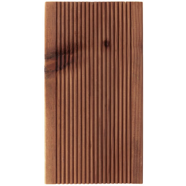 Softwood Timber Brown Decking  28x120x3.0mtr (Pack of 4)