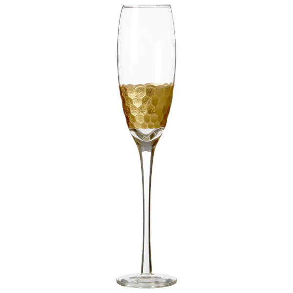 Astrid Champagne Glasses - Set of 4
