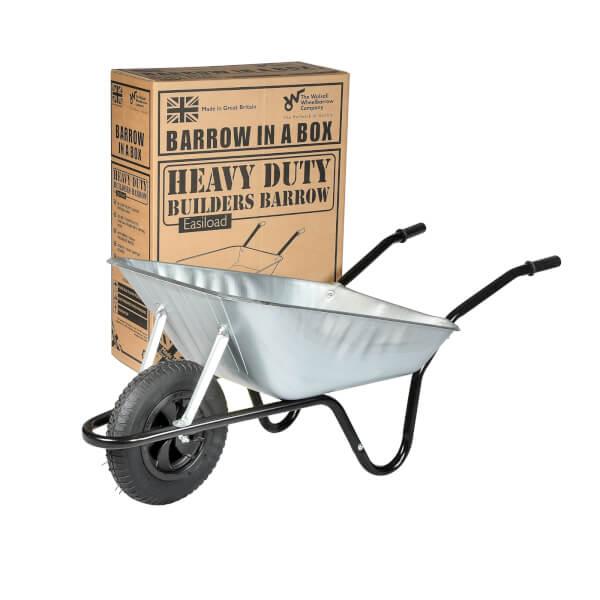 Walsall Wheelbarrows 85 Litre Wheelbarrow In A Box