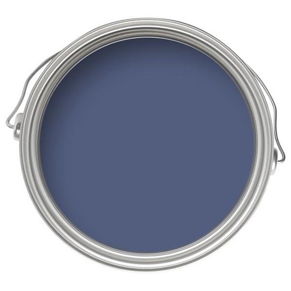 Farrow & Ball Eco No.220 Pitch Blue - Full Gloss Paint - 750ml