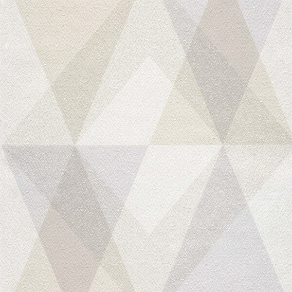 Grandeco  Soren Neutral Wallpaper