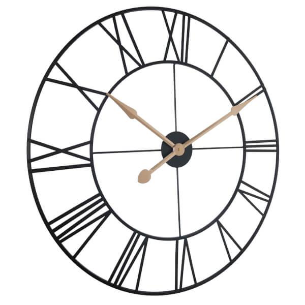 Wall Clock - Black